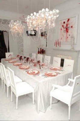 Slasher Halloween Bash Dinner Party Dexter Style